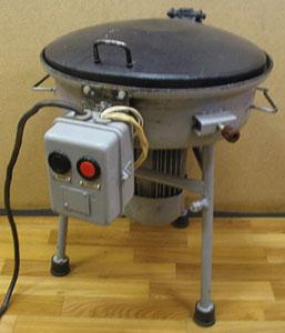 Пристрій для оцінки приживлення тонких шарів зносу «ЦП-НТУ»